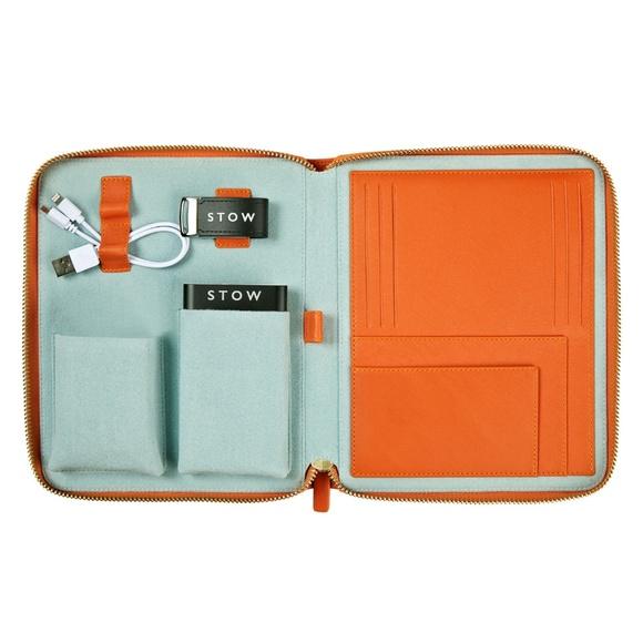 286014133 Stow London Accessories | 1st Class Travel Tech Case New | Poshmark